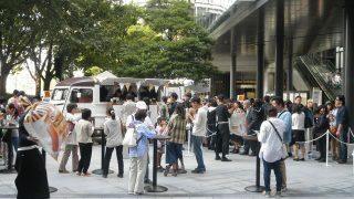 日本ハムが大阪で「音のごちそうマルシェ」を開催、シャウエッセン訴求