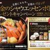 日本ハムがシャウエッセンの新テレビCMと連動キャンペーン