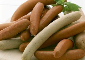 微増ながら2カ月連続の伸び—8月分の食肉加工品生産量