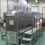ツカコムがハム・ソー原料肉の加工方法と装置で特許装置を発表