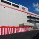 和牛マスター食肉センター(姫路市)の竣工式典に500人参集