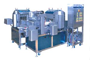 注目の食肉処理機械、ニッコーの「牛・豚加工用正肉裁断装置」