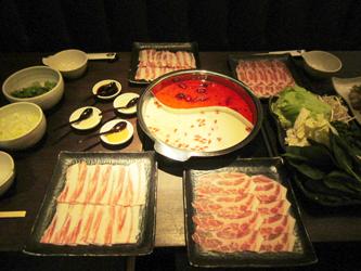 平田牧場の直営外食店で火鍋の新メニュー提案、金華豚さらに訴求