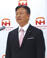 プリマハム新代表取締役社長に千葉氏、松井社長は代表取締役会長に