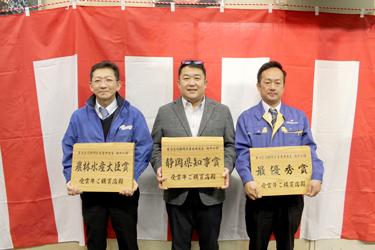 静岡県共進会、河合畜産が和牛2部門制覇、落札額は3部門過去最高に