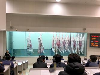 南部市場出荷団体協が肉牛枝肉共励会、宮崎県の福留勝徳さんが市長賞