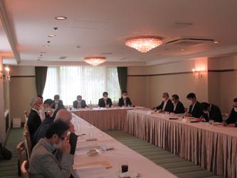 日本食肉協議会が総会、新副会長に小川氏、柴山氏、齊藤氏選任