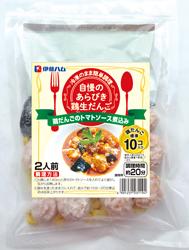 伊藤ハムが鶏生団子のミールキットを新発売