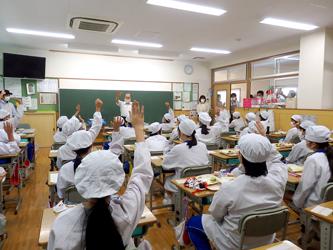 山形県肉連、県の事業で小中学校給食に「山形牛」など提供開始