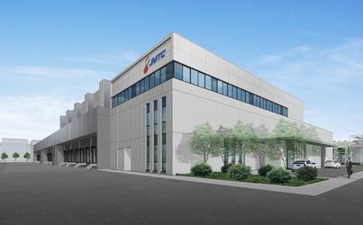 高度な衛生管理、新部分肉流通施設を着工へ—日本食肉流通センター