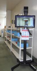 東京食肉市場が発熱検知サーモグラフィーカメラを計6台設置