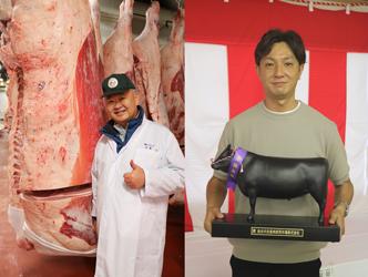 仙台市場46周年記念共進会、和牛去勢名誉賞は川村ファーム