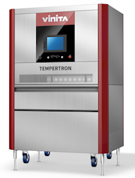 短時間で均一解凍、「テンパトロンV」リニューアル—山本ビニター