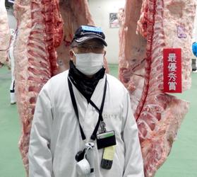 横浜市場北海道F、和牛最優秀賞はロピアが単価4820円で落札